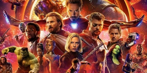 Marvel Avengers: Infinity War DVD as Low as $19.96 (Pre-Order Now)