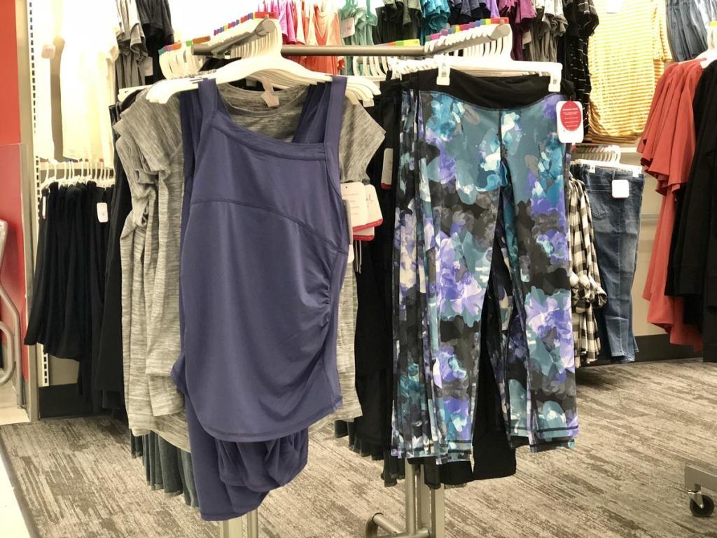 Maternity Activewear at Target