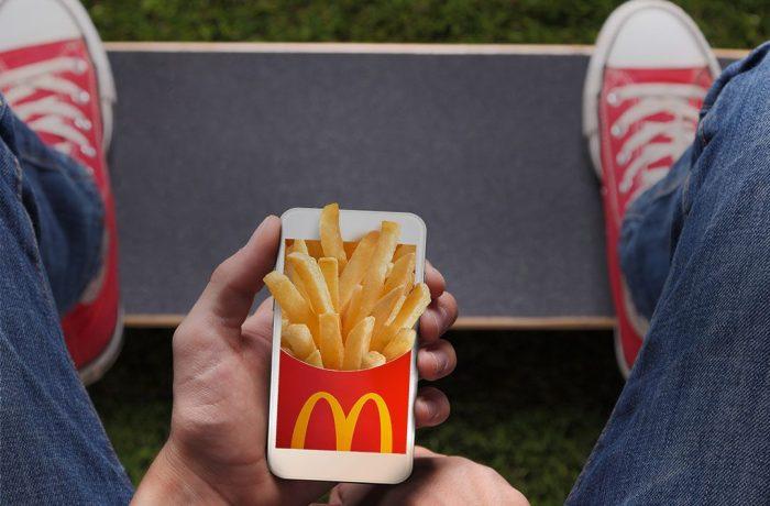McDonald's Mobile App