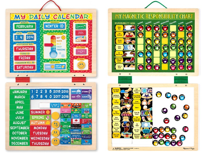 Here Are A Few Deals To Score Melissa Doug My First Daily Magnetic