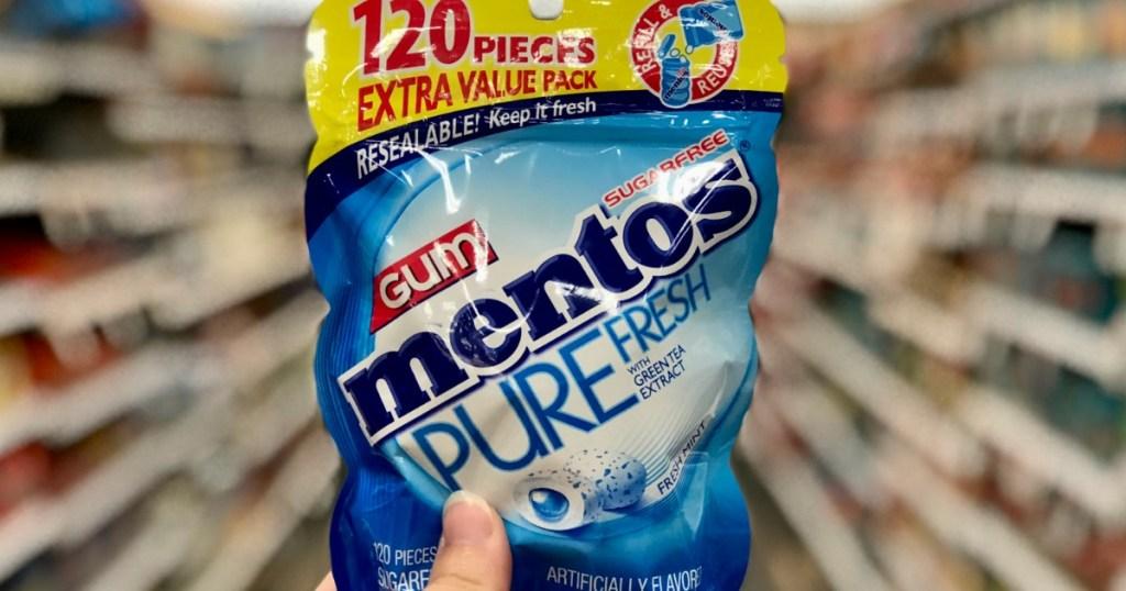 Mentos Gum Value Pack
