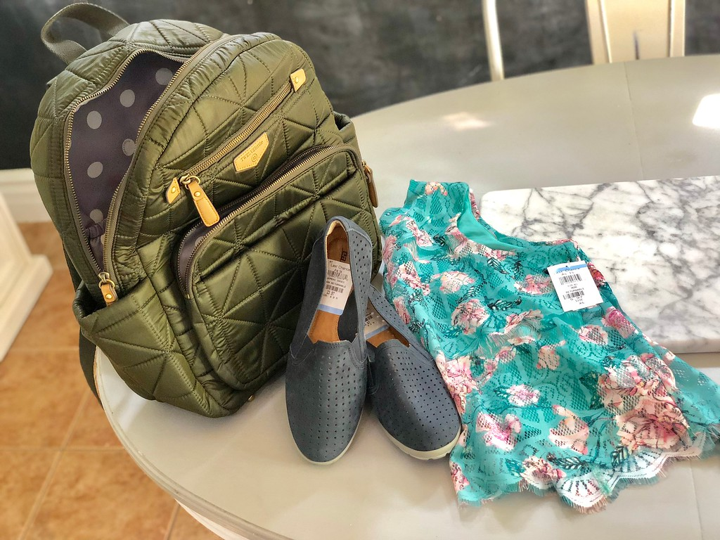 nordstroms last-chance store deals, tips, and tricks – diaper bag, shoes, and a top