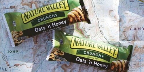 Nature Valley Crunchy Granola Bars 98-Count Box Just $9.98 Shipped for Sam's Club Members
