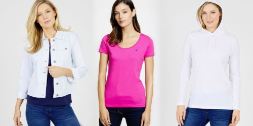 Up to 80% Off Nautica Men's & Women's Apparel