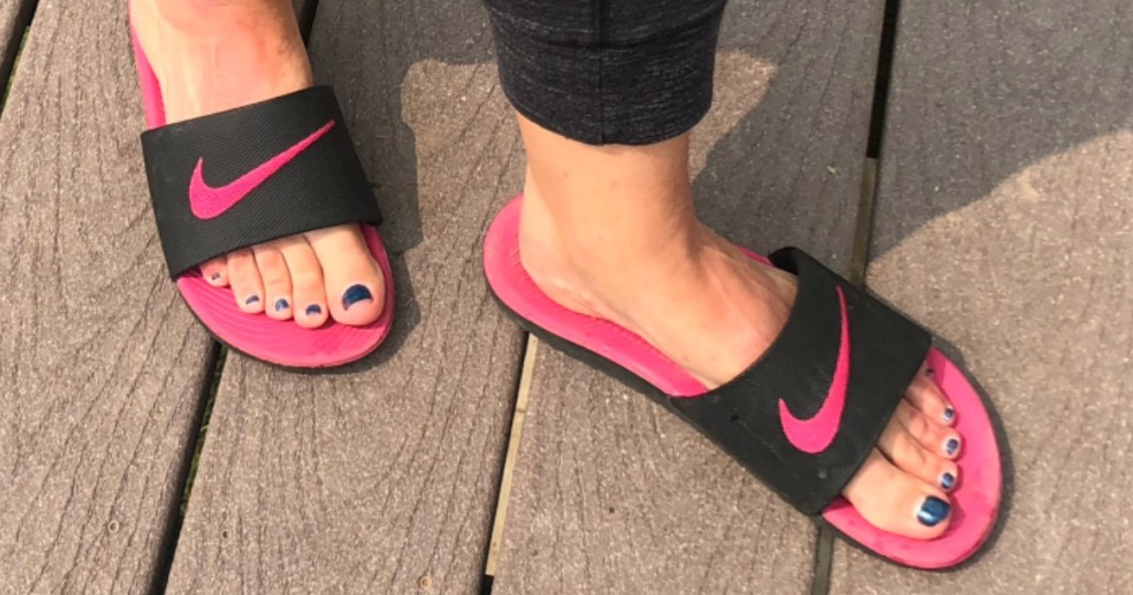 095e91a2 Up to 50% Off Nike Sandals and Sneakers at Kohl's - Hip2Save