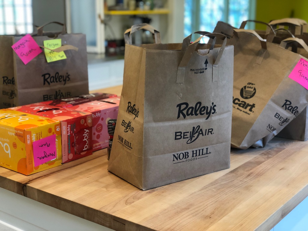 I'm a Raving Fan of Online Grocery Shopping! Here's Why