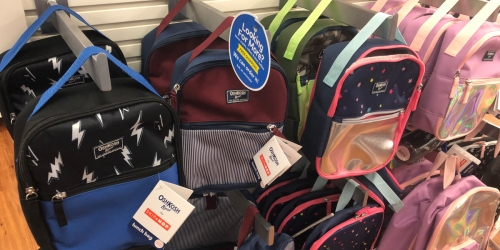 OshKosh by Skip Hop Lunch Bags Only $5.97 Shipped (Regularly $20) + More