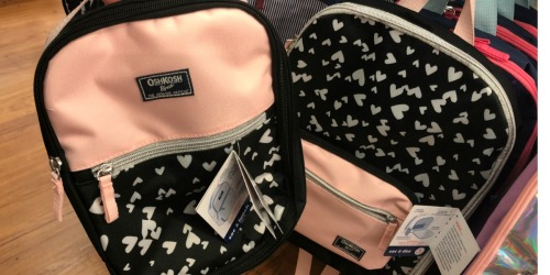 OshKosh by Skip Hop Backpacks Only $11.97 (Regularly $30) + More