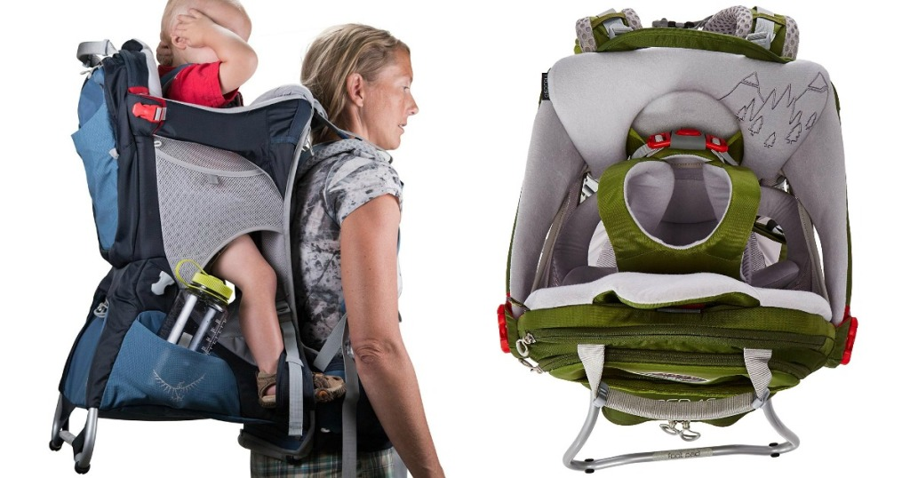 Amazon Osprey Packs Child Carrier Just 186 95 Shipped Regularly