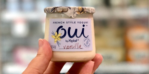 TWO Free Oui by Yoplait Yogurts at Walmart After Cash Back