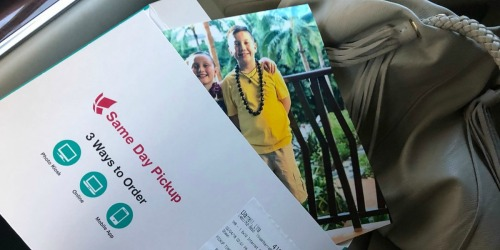TWO Free 5X7 Photo Prints w/ Free Walgreens Store Pickup (Today Only)