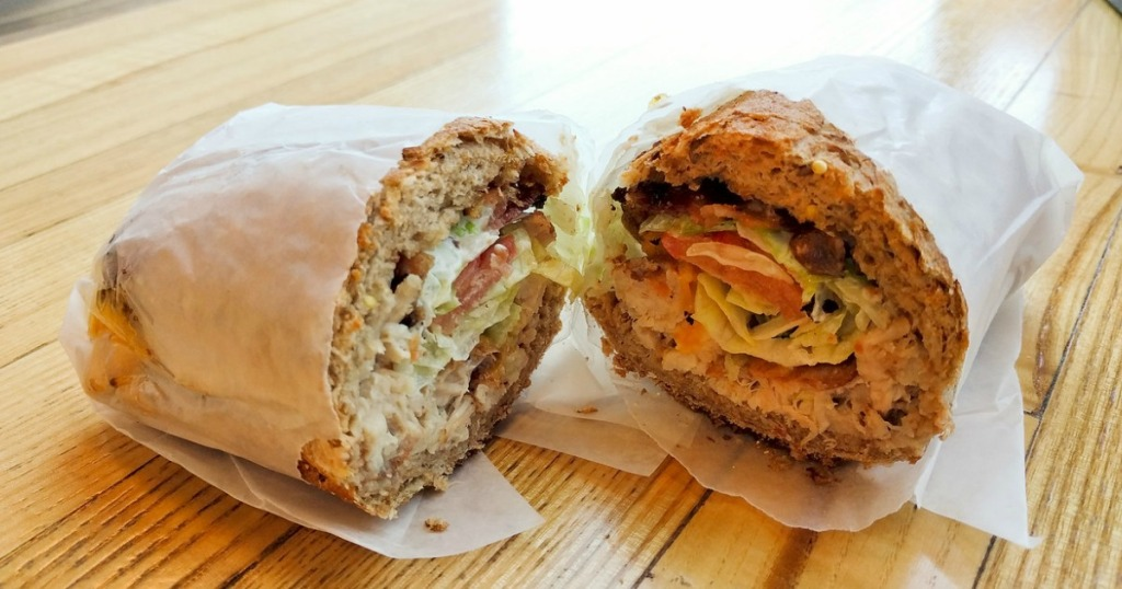 Potbelly sandwich
