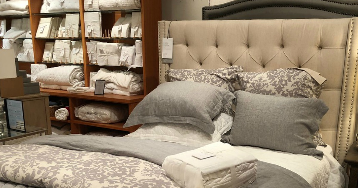 image regarding Pottery Barn Coupon Printable identify How toward Acquire Pottery Barn Sections at Focus Costs - Hip2Preserve