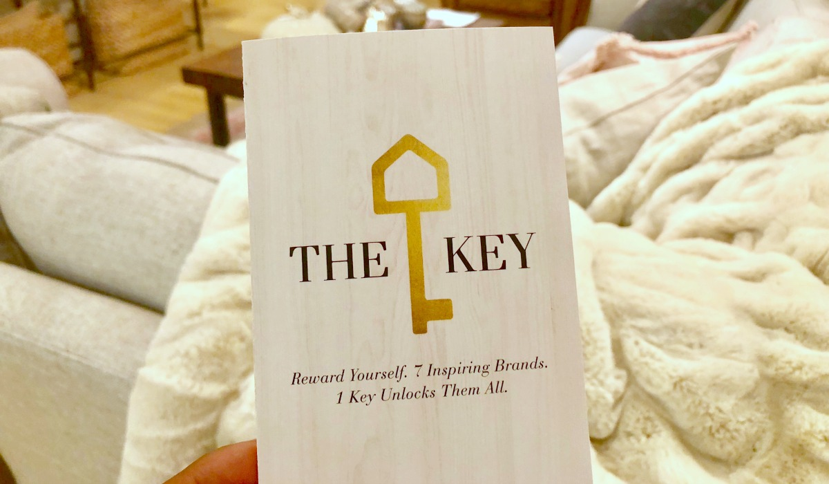 shop pottery barn with these money-saving tips – the key rewards program brochure