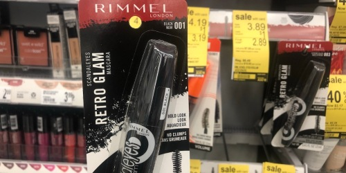 Rimmel Cosmetics as low as $2 Each Shipped on Walgreens.com