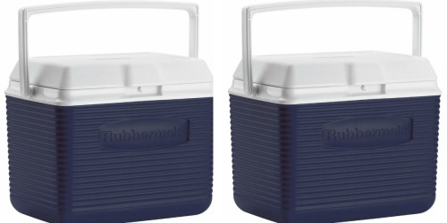 Home Depot: Rubbermaid 10 Quart Ice Chest Cooler Only $9.97
