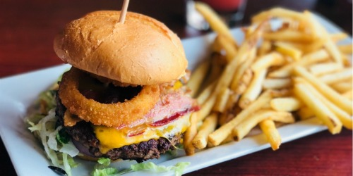 Free Burger For Active & Retired Military at Ruby Tuesday