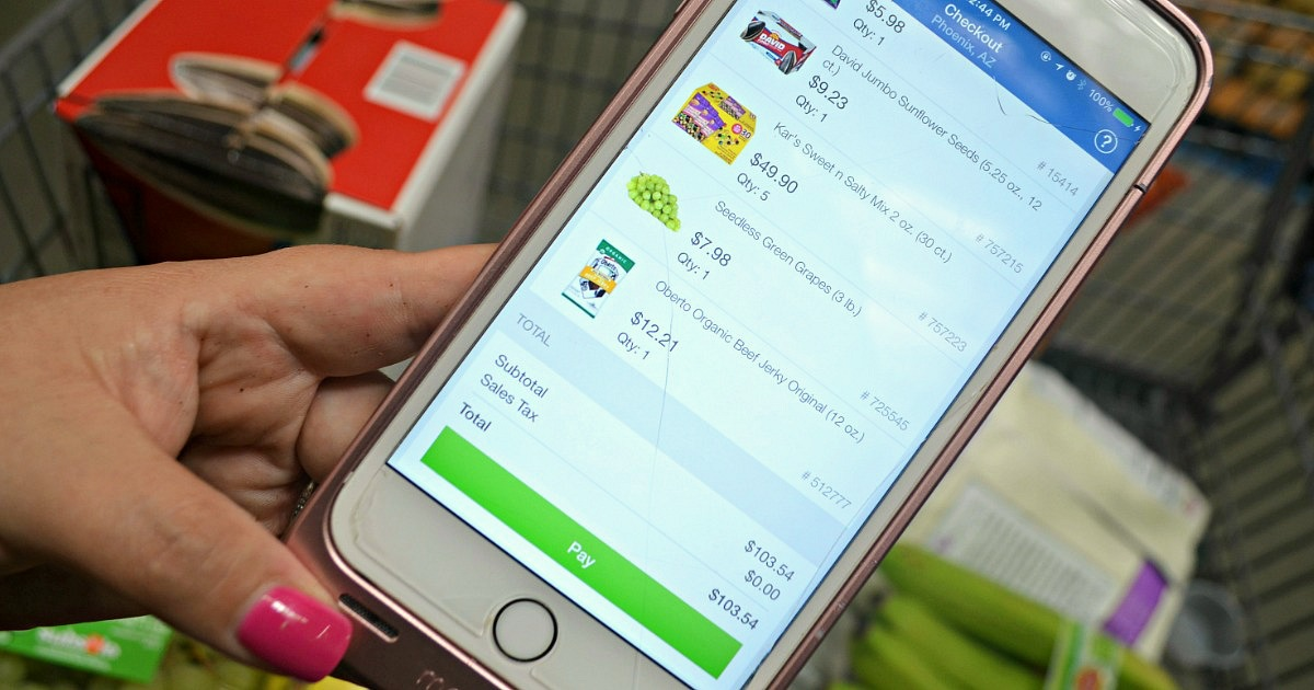 online grocery pickup and delivery services — Prefer to shop in store? Use this sam's club scan and go app on iphone
