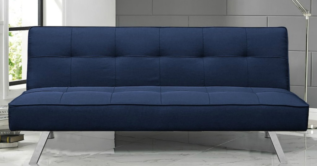 Serta Futon Sofa Bed As Low As 134 99 Shipped Regularly