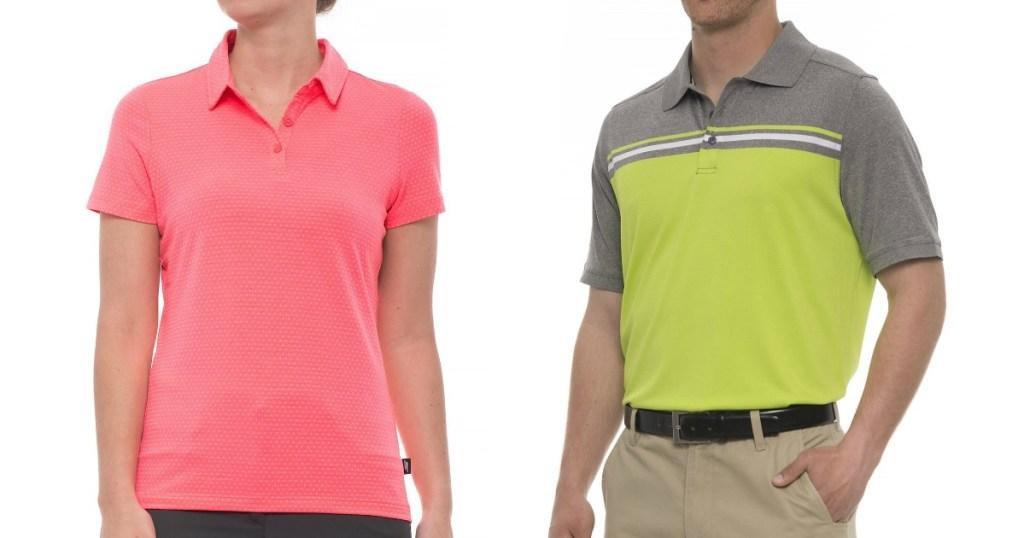 Skechers Moisture Wicking Polo Shirts Only  7 Shipped (Regularly  48 ... e5fa513f4