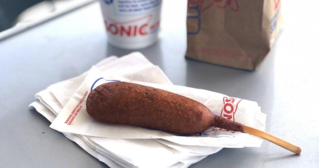 Sonic Corn Dog