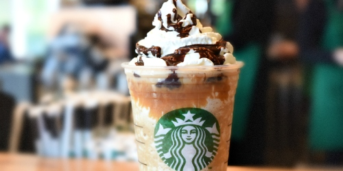 Buy 1, Get 1 FREE Starbucks Espresso or Frappuccino (After 3PM, January 24th Only)