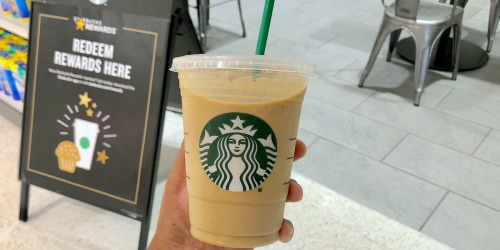 New Blended Cold Brew Beverages Now Available at Starbucks