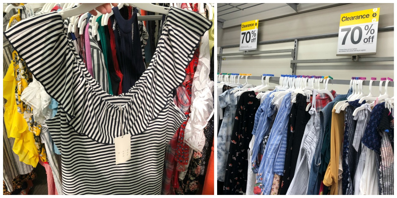 save money with these summer clearance sales – summer clothes clearance racks at target