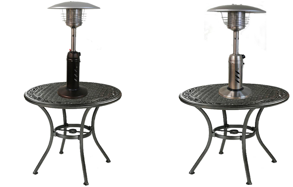 Here are a few deal ideas… Sunheat Table Patio Heater ... - Up To 50% Off Patio Heaters + Earn Points At Kmart.com - Hip2Save