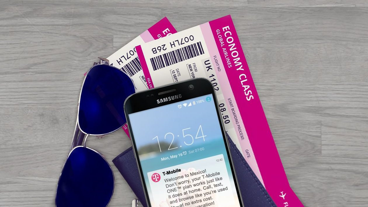 t-mobile is offering free wi-fi on labor day to flyers – sunglasses, an app, and plane tickets