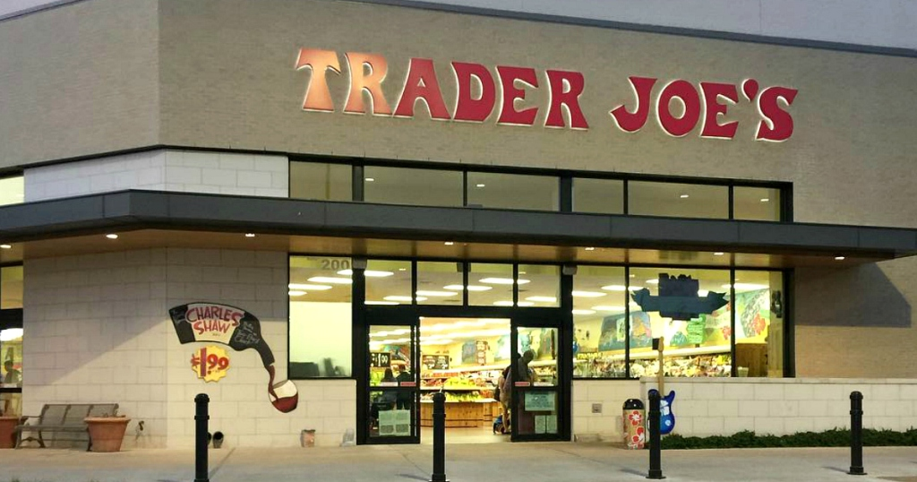 recall on select products at Trader Joe's