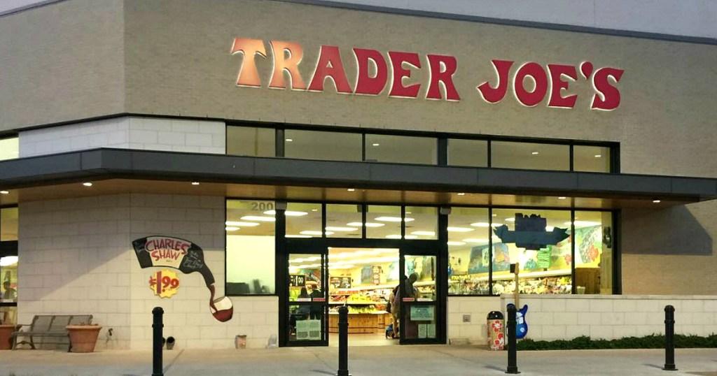 recall on select products at Trader Joe's