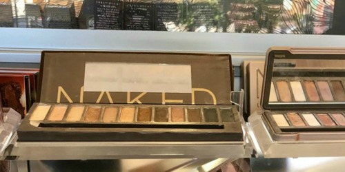 Up to 20% Off Sephora Beauty Purchase = Urban Decay Naked Palette as Low as $21.60 (Reg. $54)