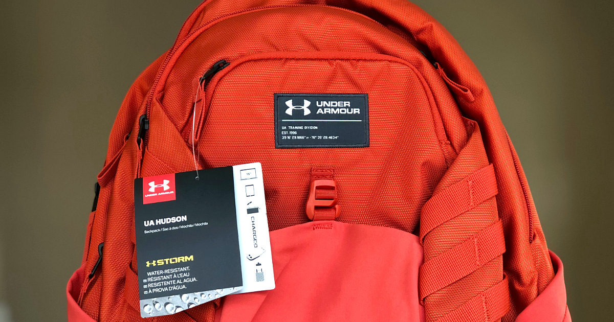 back to school deals on supplies clothes shoes backpacks –under armour backpack sale