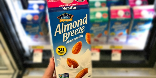 Vanilla Almond Breeze Almond Milk Recalled Because It May Contain Actual Milk