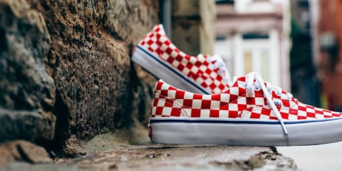 VANS Shoes as Low as $24.98 Shipped (Regularly $60) & More at Tillys