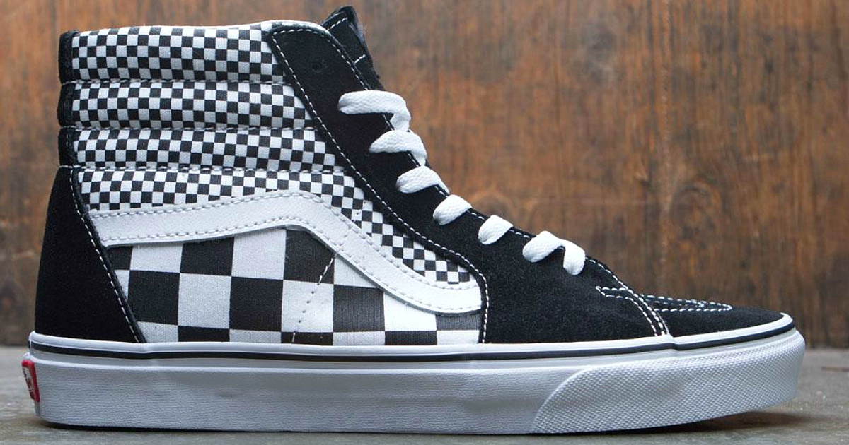 bc31cca66af Foot Locker  Vans Sk8-Hi Shoes Only  39.99 Each (Regularly  75)   More -  Hip2Save