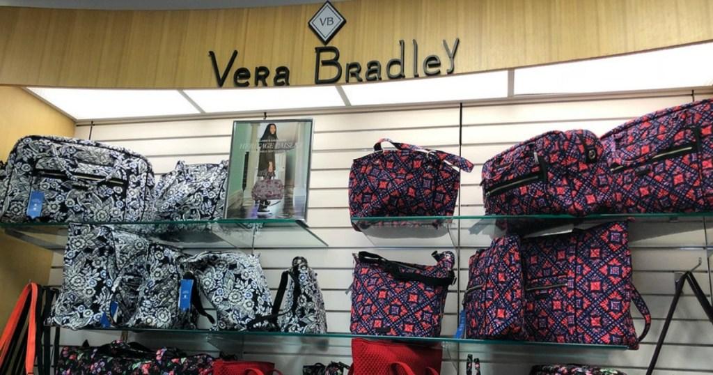 Up to 80% Off Vera Bradley + Free Shipping   Weekender Travel Bag ... 5ec6c44536b88