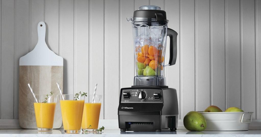 Vitamix Next Generation Blender sitting on kitchen counter