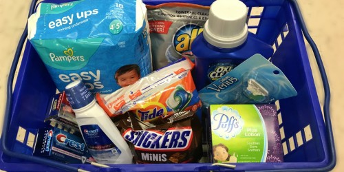 FREE Crest and Colgate Toothpaste, 49¢ Venus Razors & More at Walgreens (Starting 8/26)