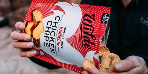 Wilde Brand Barbecue Chicken Chips 6-Count Pack as Low as $12.99 (Just $2.16 Per Bag)