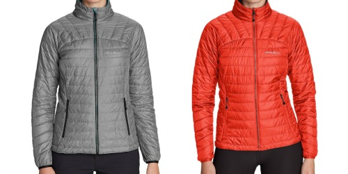 Eddie Bauer Women's Reversible Jacket Only $40 Shipped (Regularly $179) & More