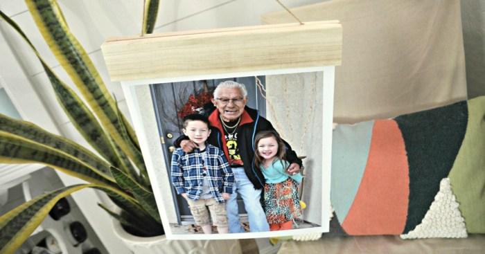 75% Off Wood Photo Panels & Hanger Board Prints + Free Walgreens Store Pickup