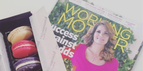 FREE One-Year Subscription to Working Mother Magazine