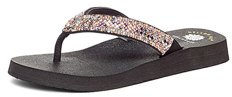 Off Yellow Box Flip Flops \u0026 Sandals