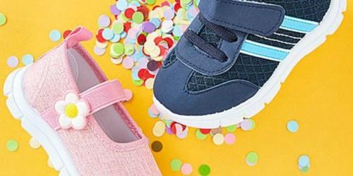 Baby, Toddler & Kids Sneakers as Low as $5.79