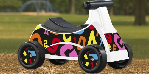 Walmart.com: Colorful Ride-On Toy Only $6.96
