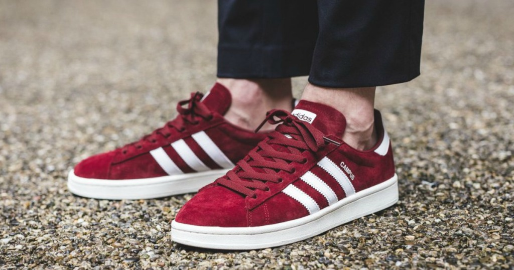 a2a47eb56 PacSun  adidas Men s Campus Shoes Just  35.99 (Regularly  80) + More ...