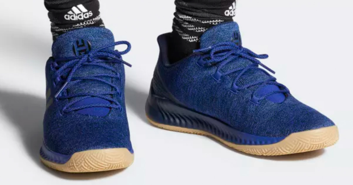 Adidas Men's James Harden Basketball Shoes Only $33 ...