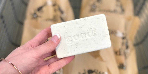Alaffia Good Soap Bars ONLY $1 Each at Whole Foods Market for Prime Members (9/14-9/16 Only)